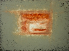 "Lense, 2012 Mixed Media 30""x40"""