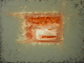"Lense, 2012 Mixed Media 30""x40"""