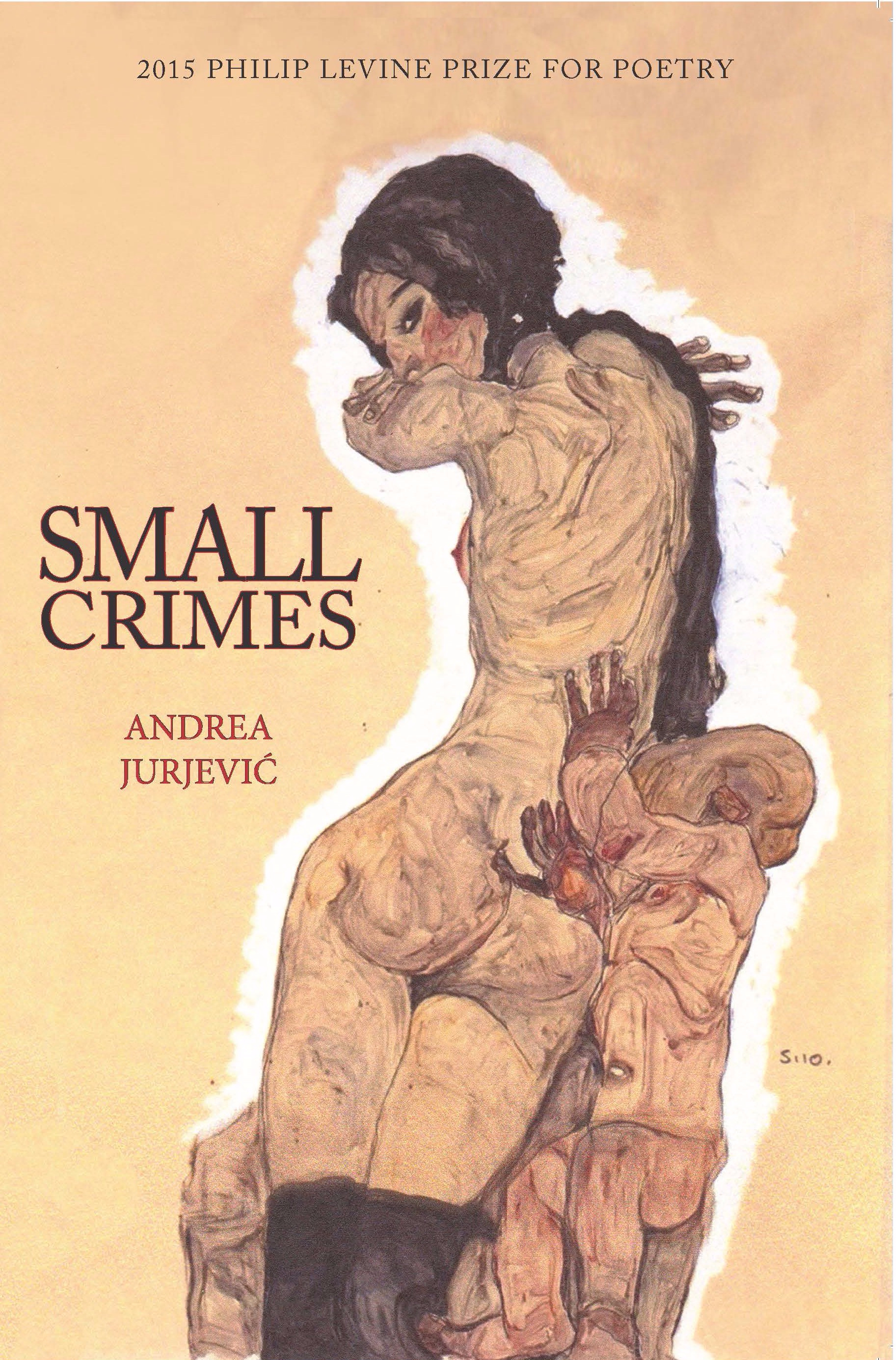 small crimes, front cover